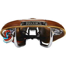 Brooks B17 Narrow Imperial Zadel, honey